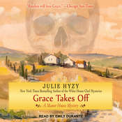Grace Takes Off Audiobook, by Julie Hyzy