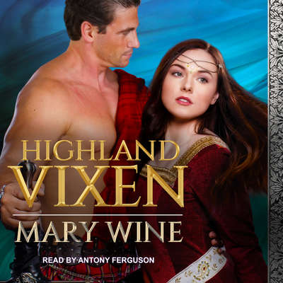 Highland Vixen Audiobook, by Mary Wine