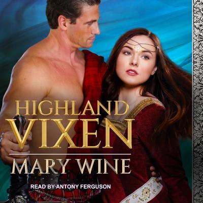 Highland Vixen Audiobook, by