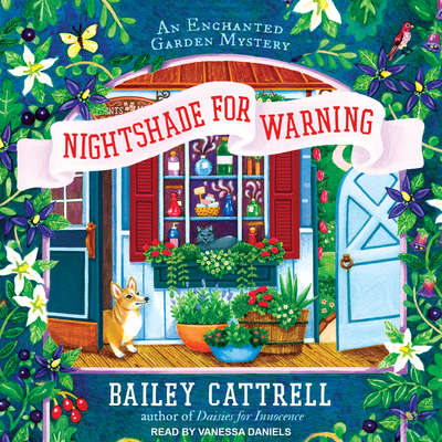 Nightshade for Warning Audiobook, by Bailey Cattrell