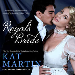 Royals Bride Audiobook, by Kat Martin