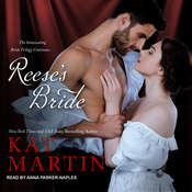 Reeses Bride Audiobook, by Kat Martin