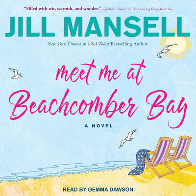 Meet Me at Beachcomber Bay Audiobook, by Jill Mansell