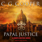 Papal Justice Audiobook, by C. G. Cooper