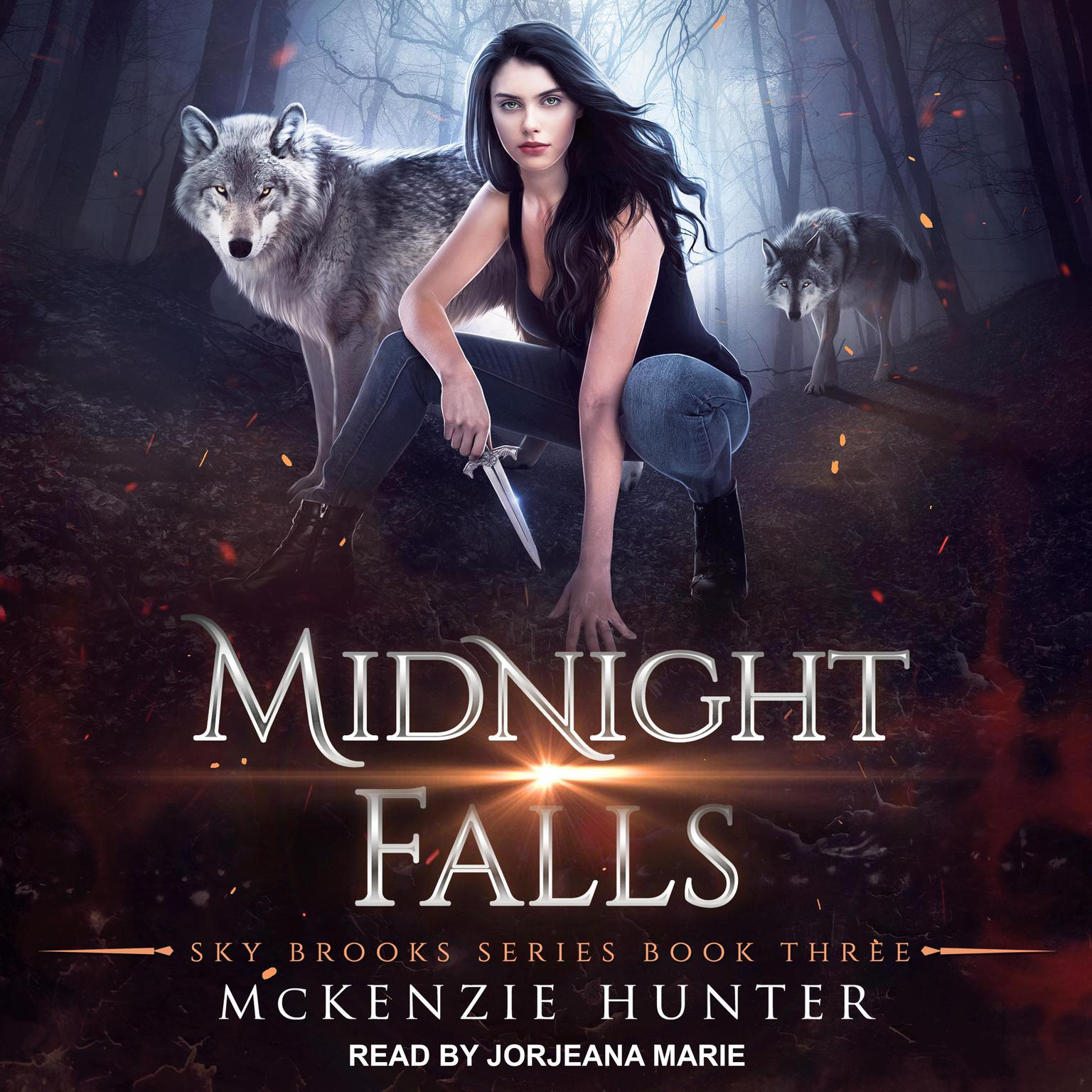 Printable Midnight Falls Audiobook Cover Art