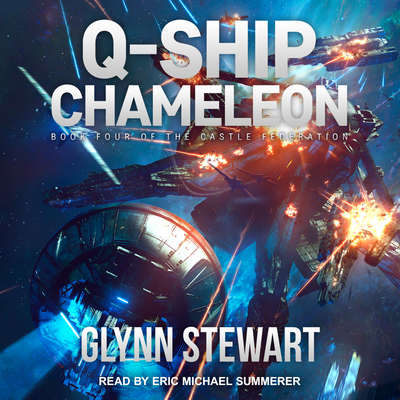 Q-Ship Chameleon Audiobook, by Glynn Stewart