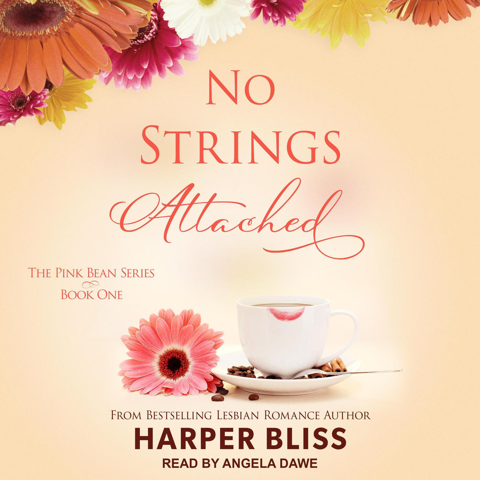 Printable No Strings Attached Audiobook Cover Art