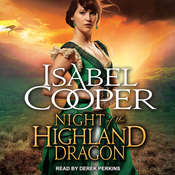Night of the Highland Dragon Audiobook, by Isabel Cooper