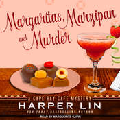 Margaritas, Marzipan, and Murder: A Cape Bay Cafe Mystery Audiobook, by Harper Lin