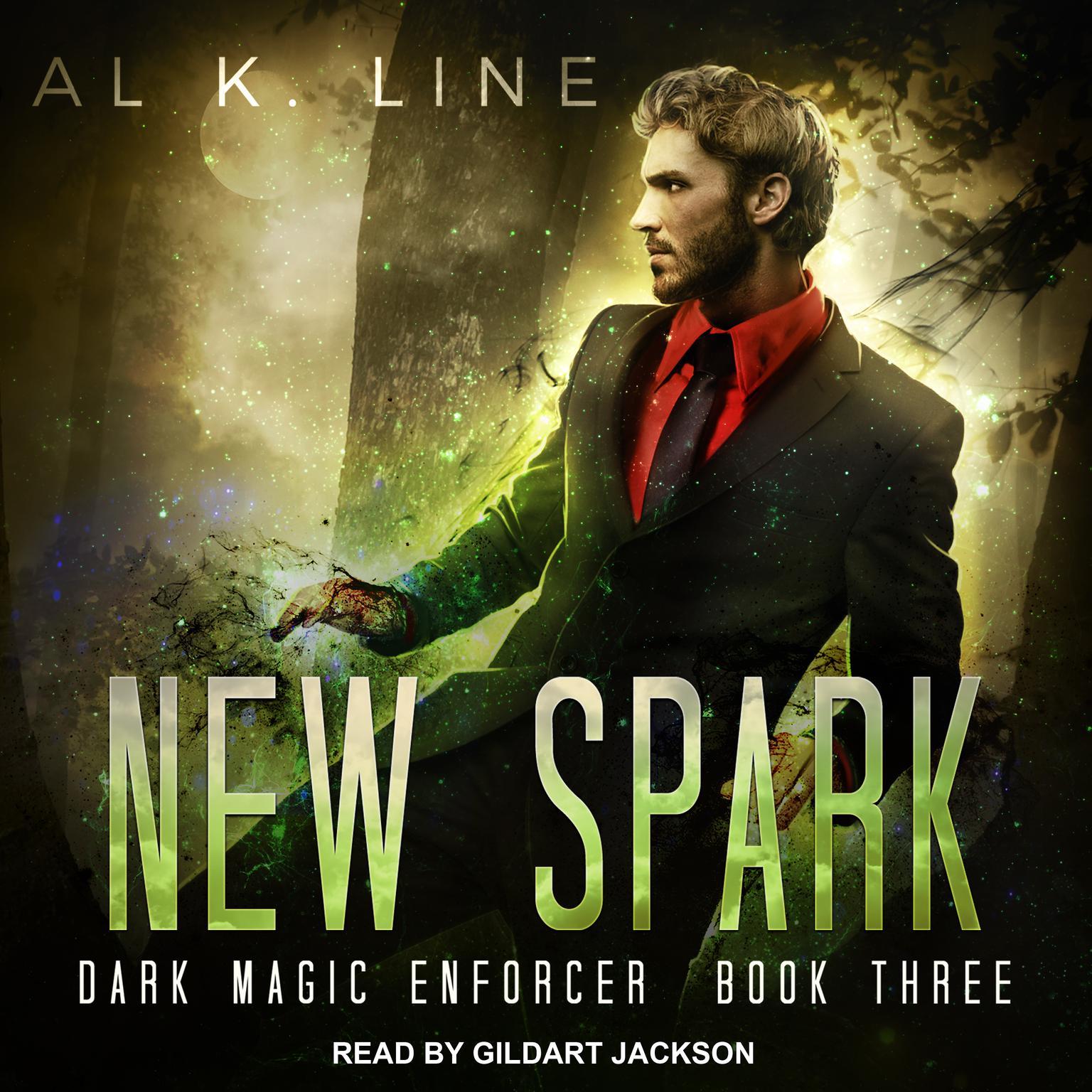 New Spark Audiobook, by Al K. Line