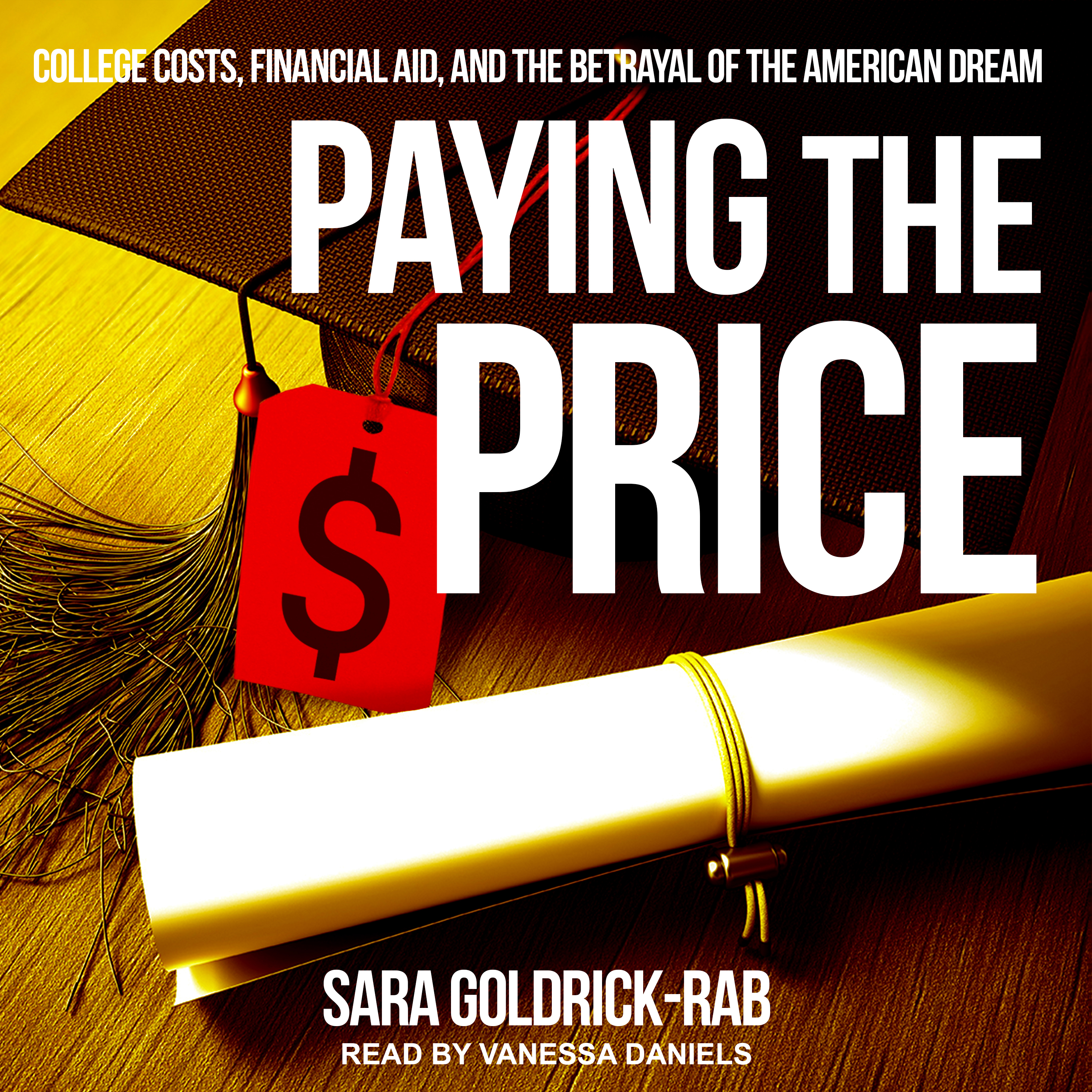 Printable Paying the Price: College Costs, Financial Aid, and the Betrayal of the American Dream Audiobook Cover Art