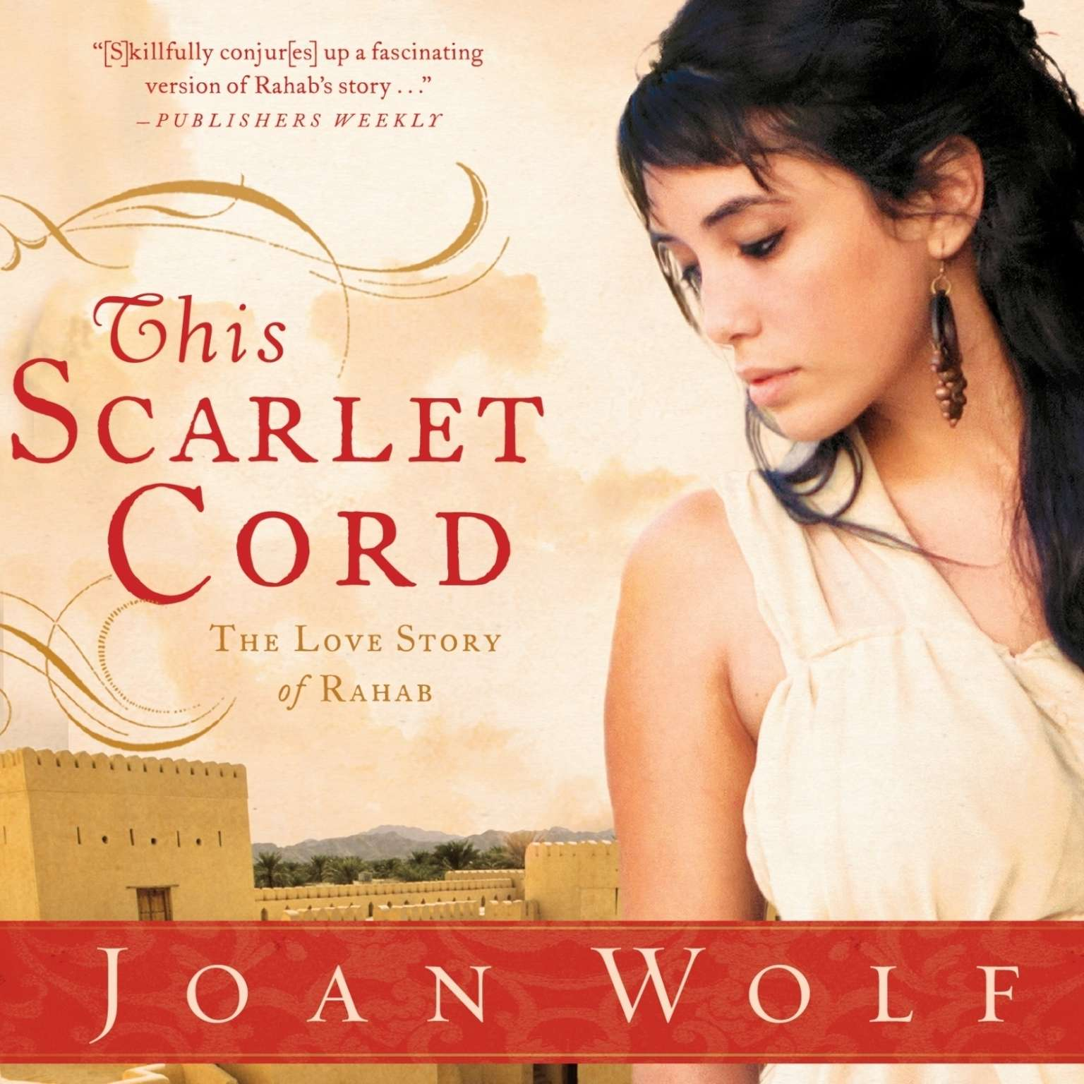 Printable This Scarlet Cord: The Love Story of Rahab Audiobook Cover Art