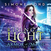 Rising Light Audiobook, by Simone Pond