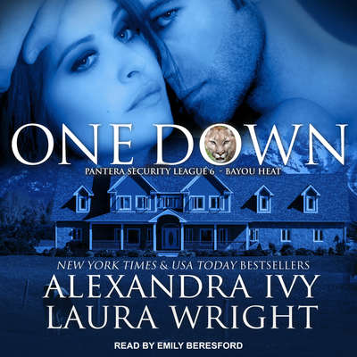 One Down: Bayou Heat Audiobook, by Alexandra Ivy