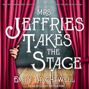 Mrs. Jeffries Takes the Stage Audiobook, by Emily Brightwell