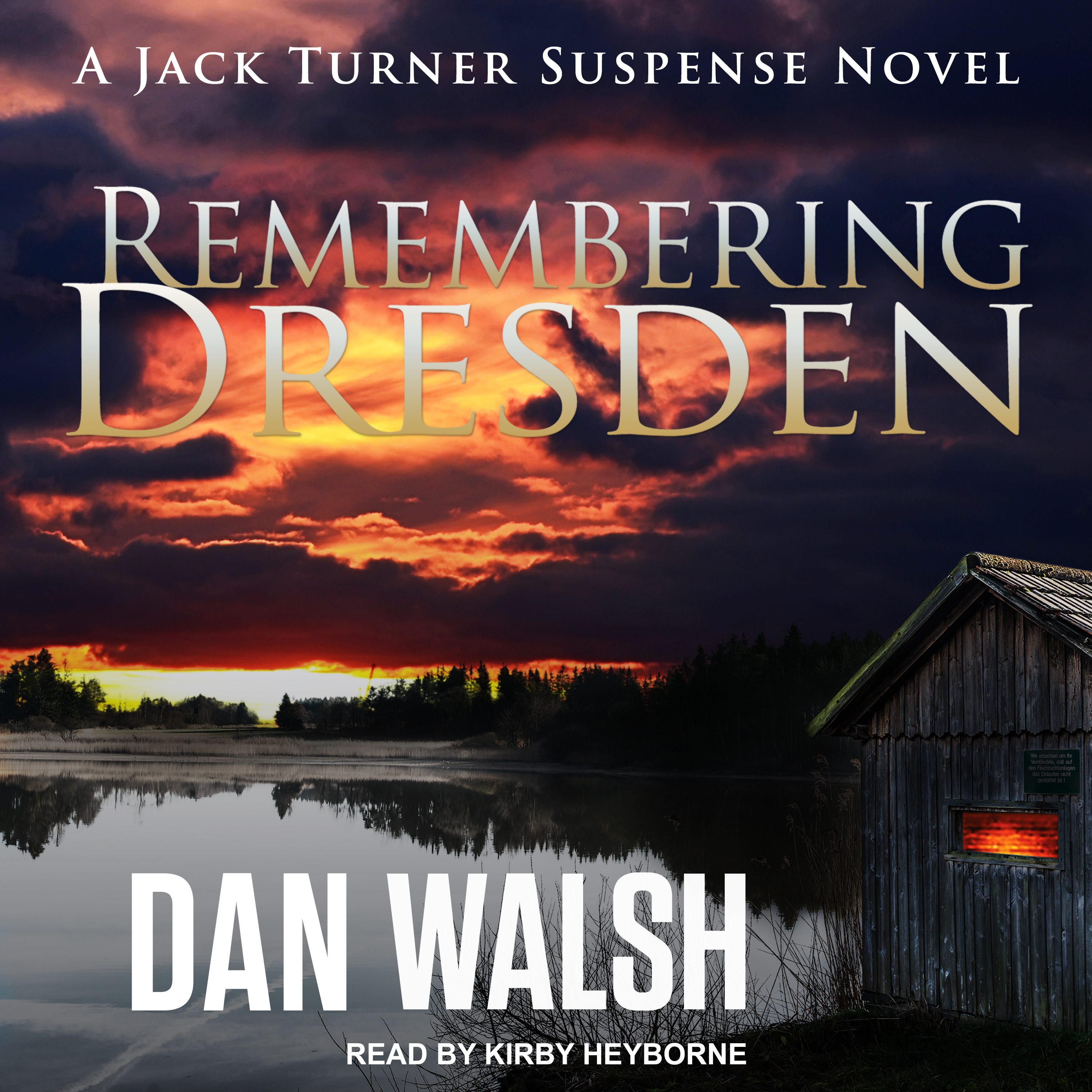 Printable Remembering Dresden  Audiobook Cover Art