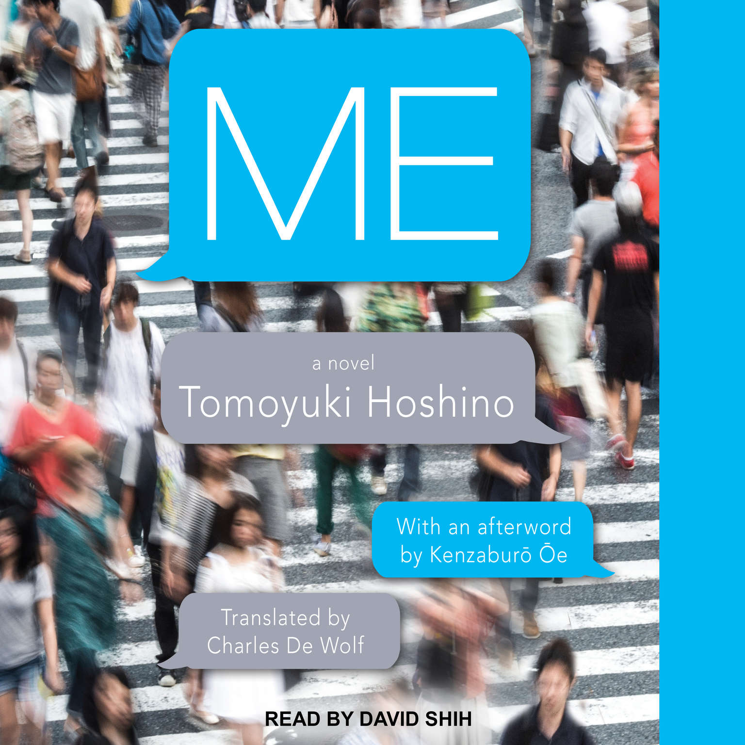 ME Audiobook, by Tomoyuki Hoshino