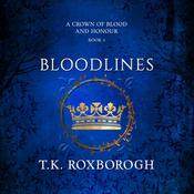 Bloodlines Audiobook, by T. K. Roxborogh