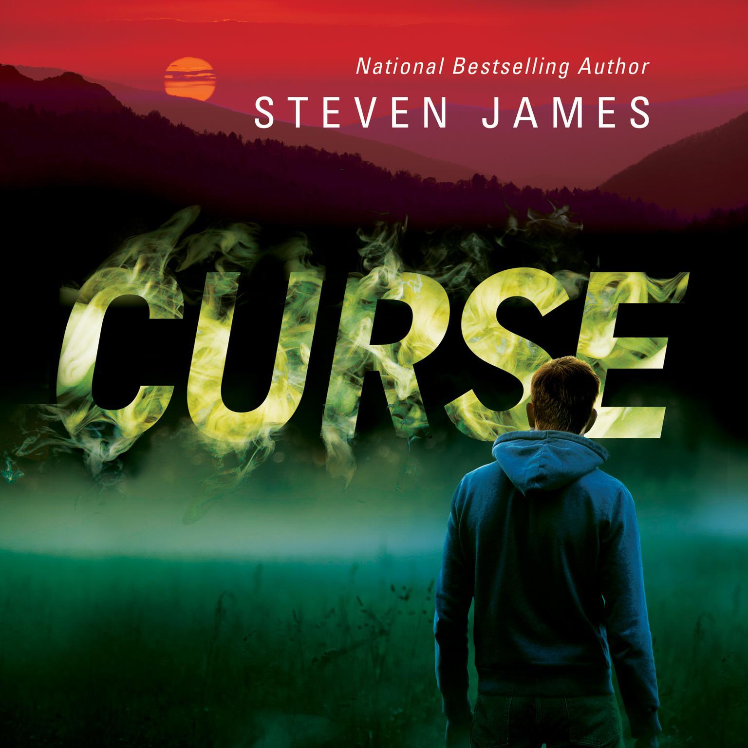 Curse Audiobook, by Steven James