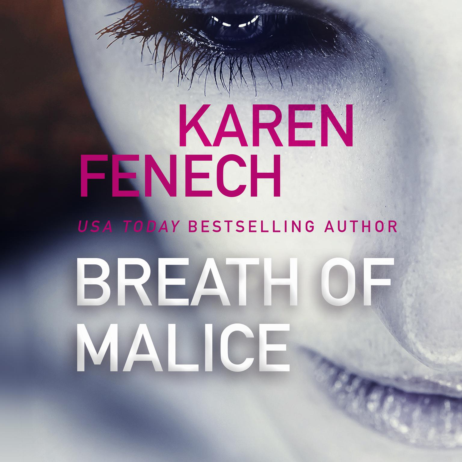 Printable Breath of Malice Audiobook Cover Art