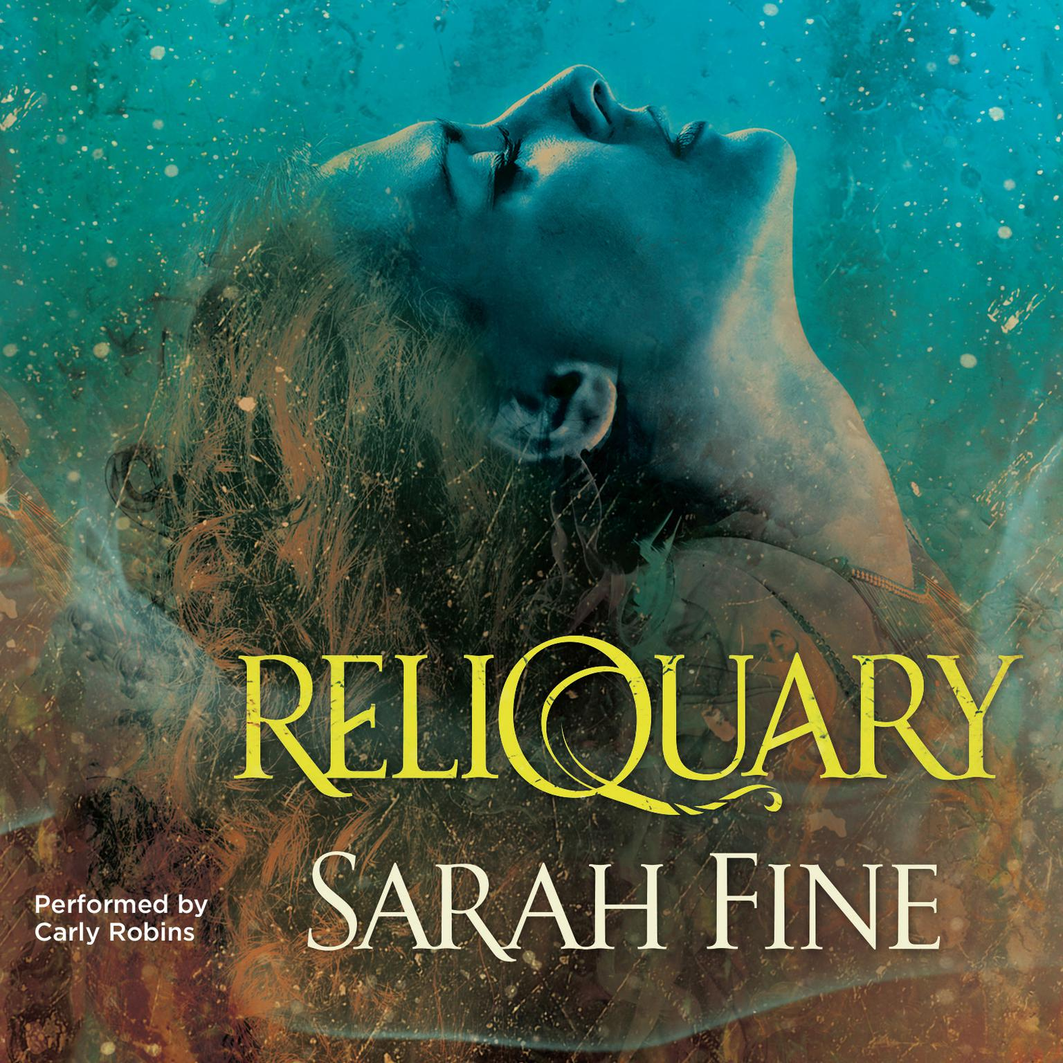 Printable Reliquary Audiobook Cover Art