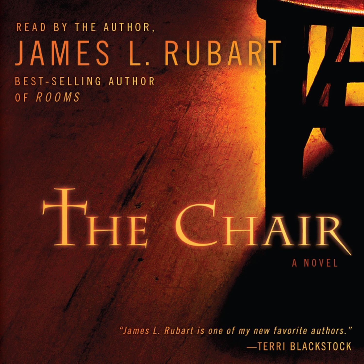 Printable The Chair: A Novel Audiobook Cover Art