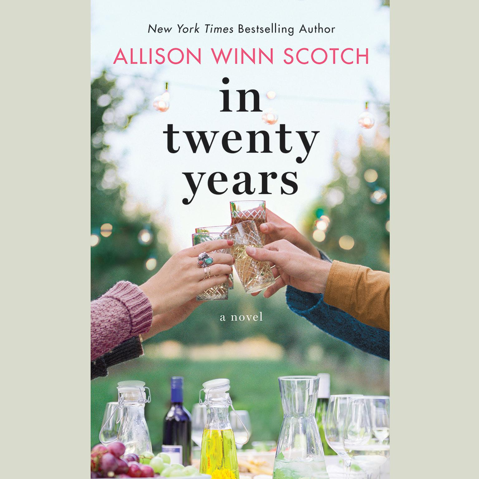 Printable In Twenty Years: A Novel Audiobook Cover Art