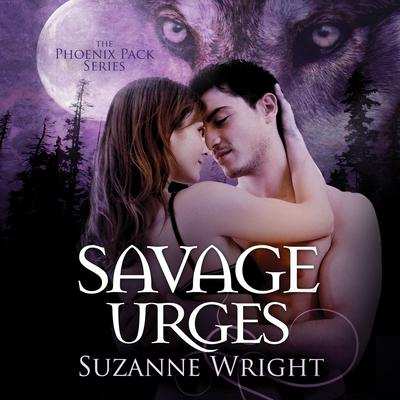 Savage Urges Audiobook, by Suzanne Wright