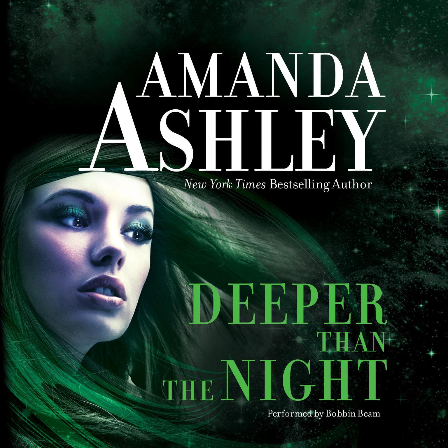 Deeper Than the Night Audiobook, by Amanda Ashley