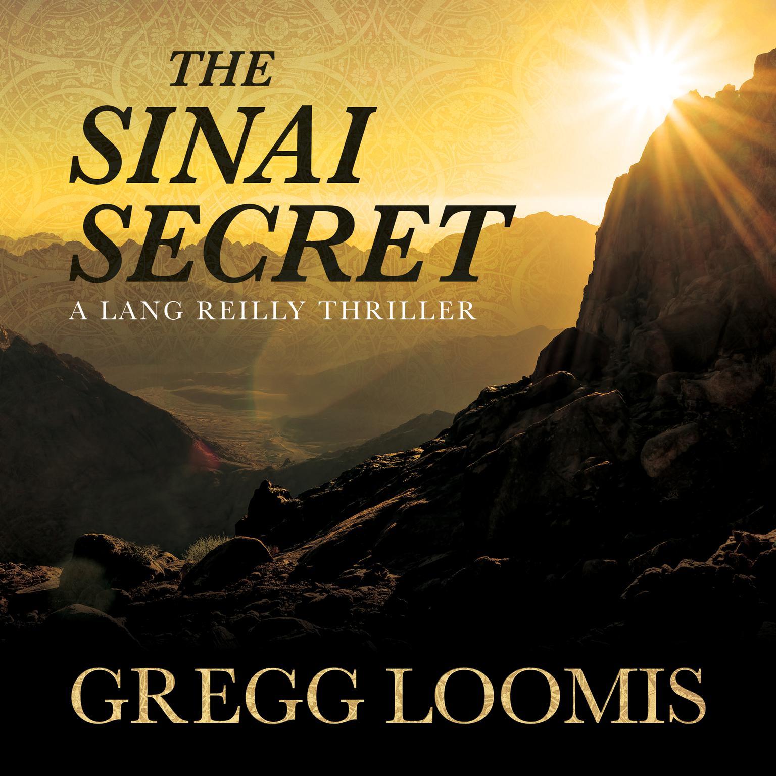 The Sinai Secret Audiobook, by Gregg Loomis