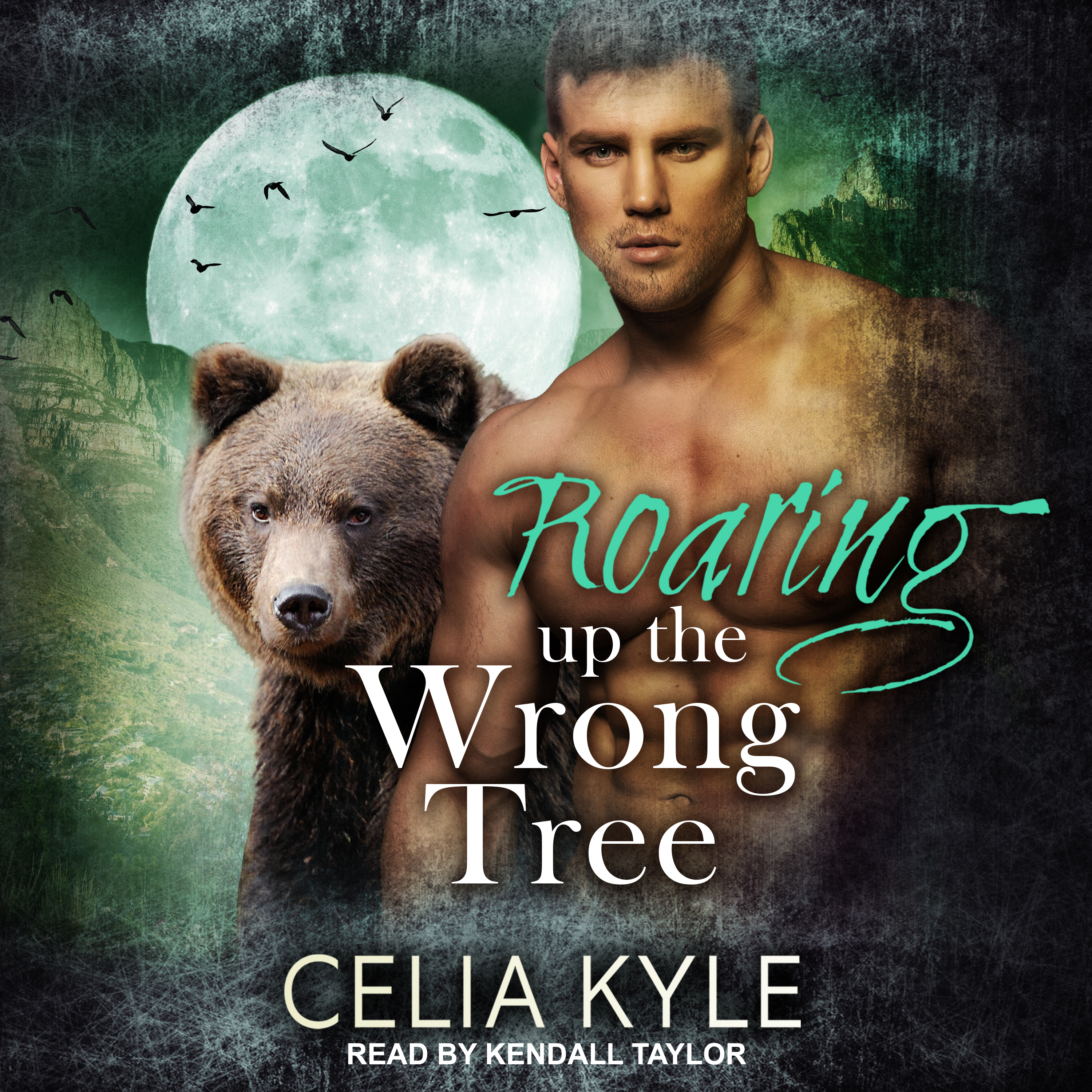 Printable Roaring Up the Wrong Tree Audiobook Cover Art