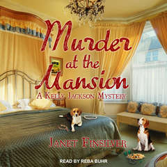 Murder at the Mansion Audiobook, by Janet Finsilver