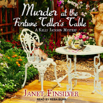 Murder at the Fortune Tellers Table Audiobook, by Janet Finsilver