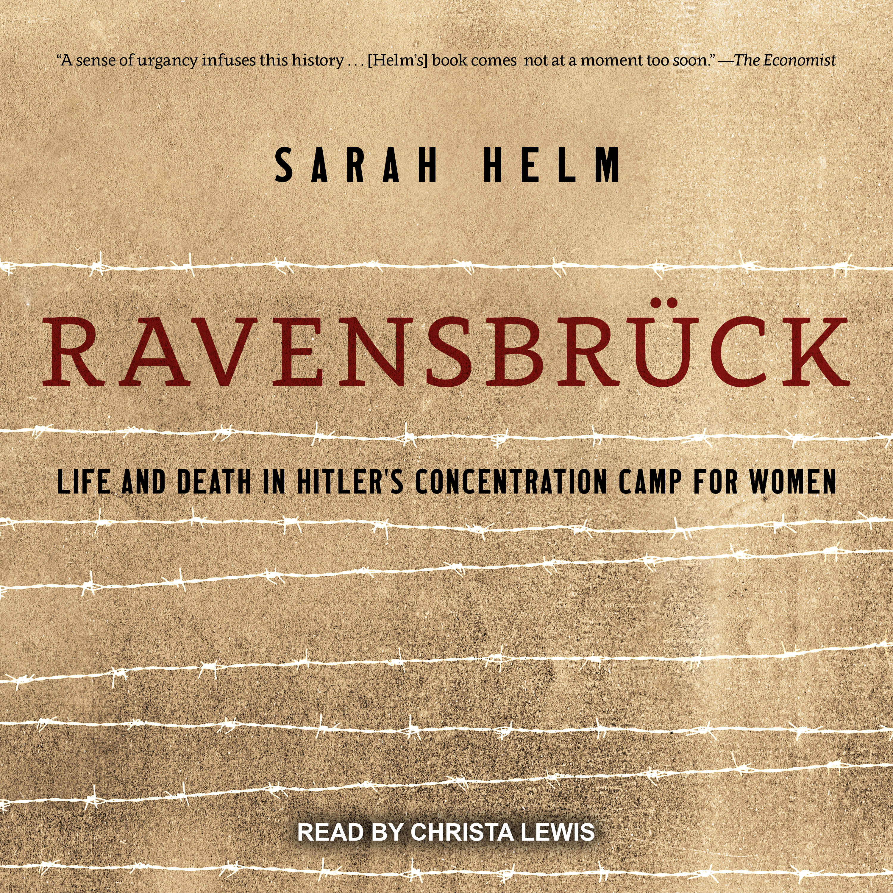 Printable Ravensbrück: Life and Death in Hitler's Concentration Camp for Women Audiobook Cover Art