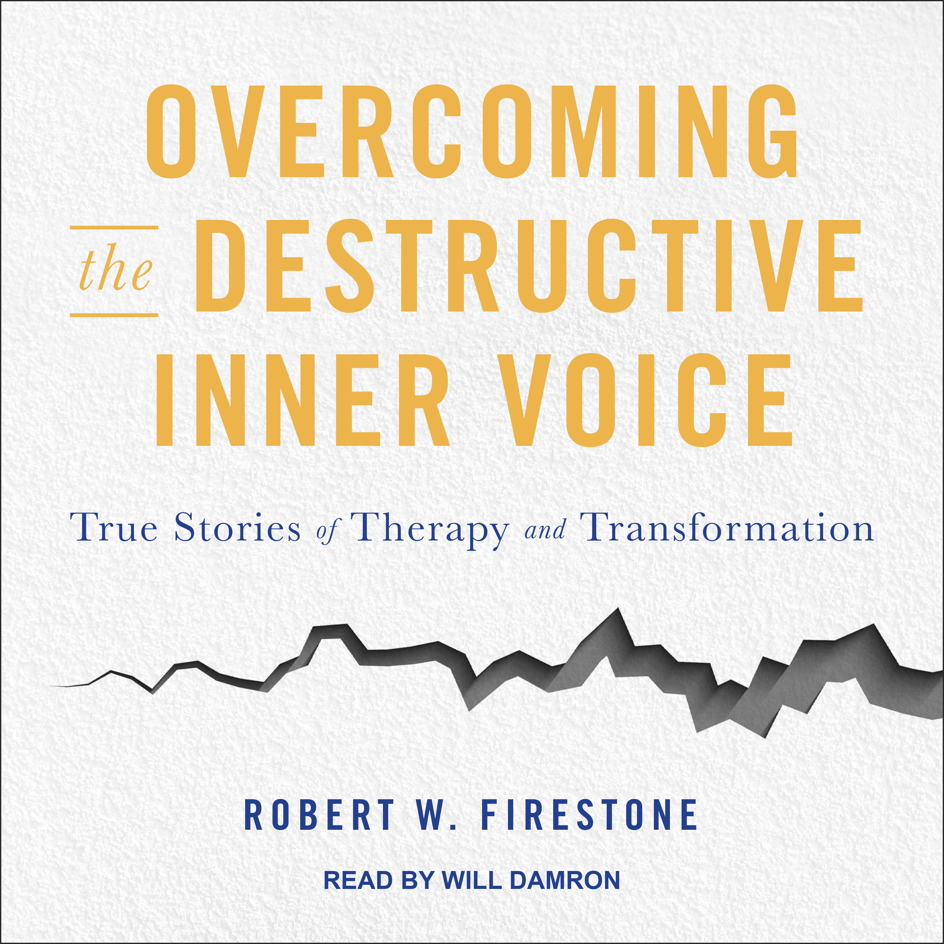 Printable Overcoming the Destructive Inner Voice: True Stories of Therapy and Transformation Audiobook Cover Art