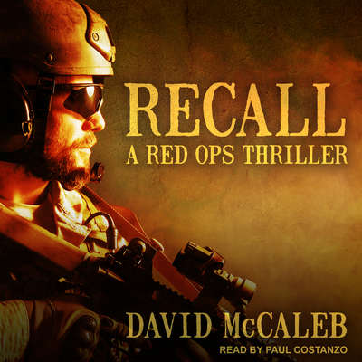 Recall: A Red Ops Thriller Audiobook, by David McCaleb