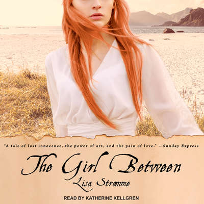 The Girl Between Audiobook, by Lisa Strømme