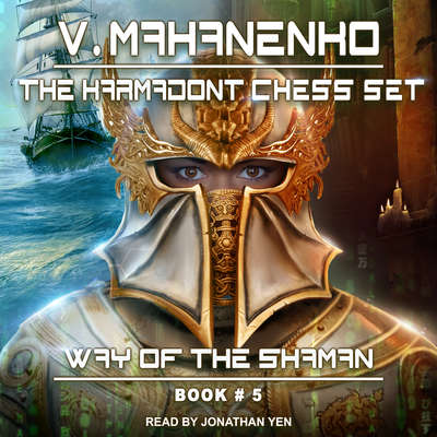 The Karmadont Chess Set Audiobook, by Vasily Mahanenko