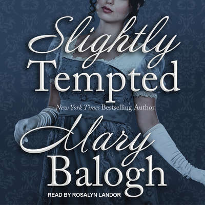 Slightly Tempted Audiobook, by Mary Balogh