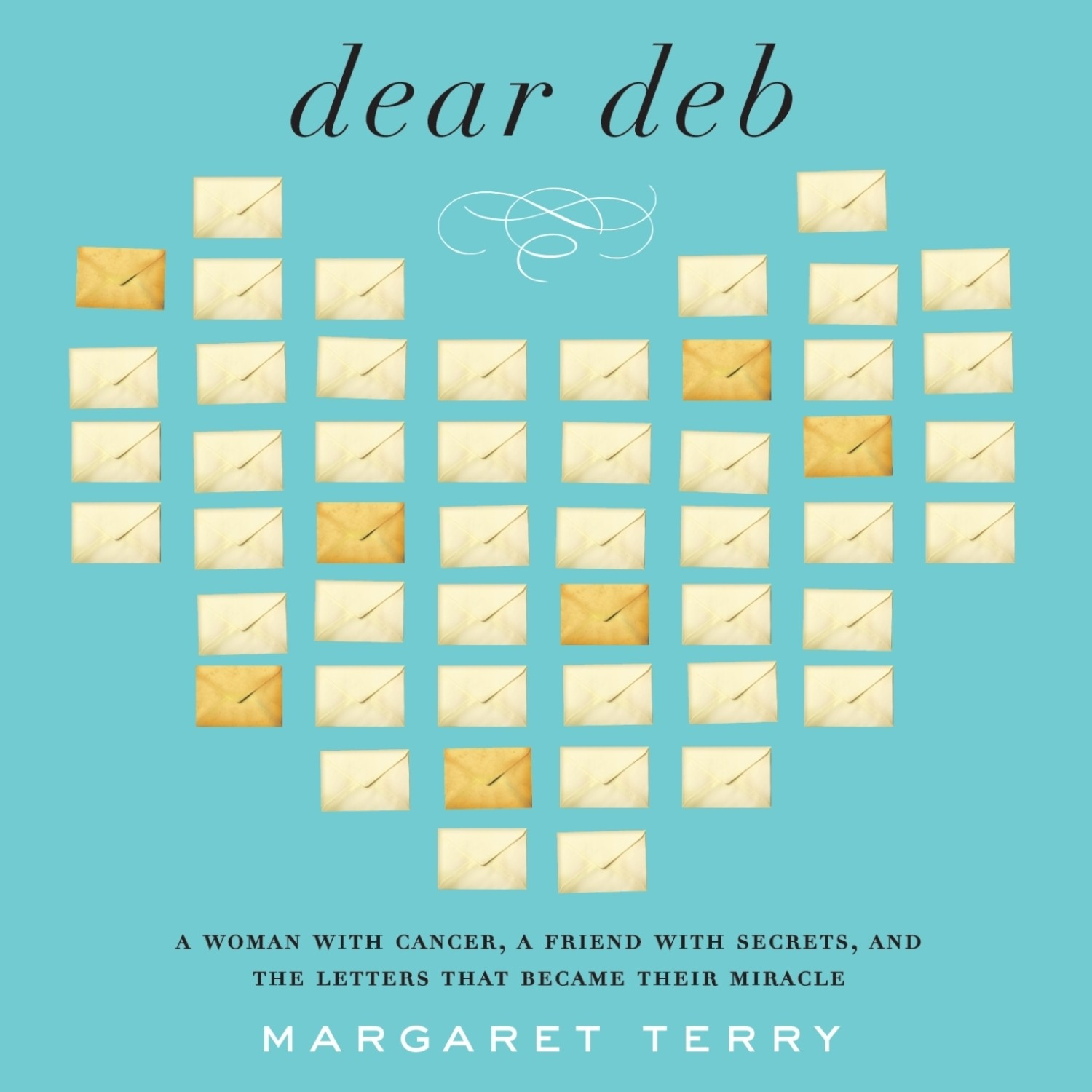Printable Dear Deb: A Woman with Cancer, a Friend with Secrets, and the Letters That Become Their Miracle Audiobook Cover Art