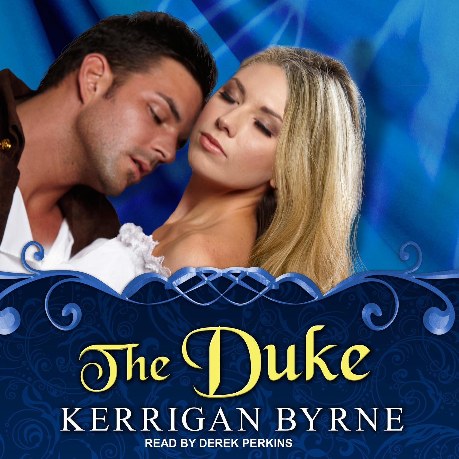 Printable The Duke Audiobook Cover Art