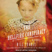 The Hellfire Conspiracy Audiobook, by Will Thomas