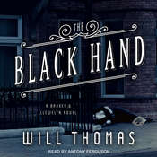 The Black Hand Audiobook, by Will Thomas