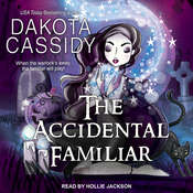 The Accidental Familiar Audiobook, by Dakota Cassidy