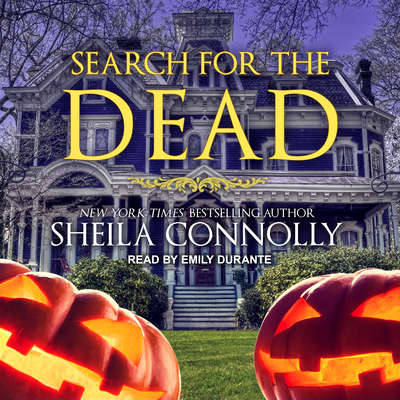 Search for the Dead Audiobook, by Sheila Connolly