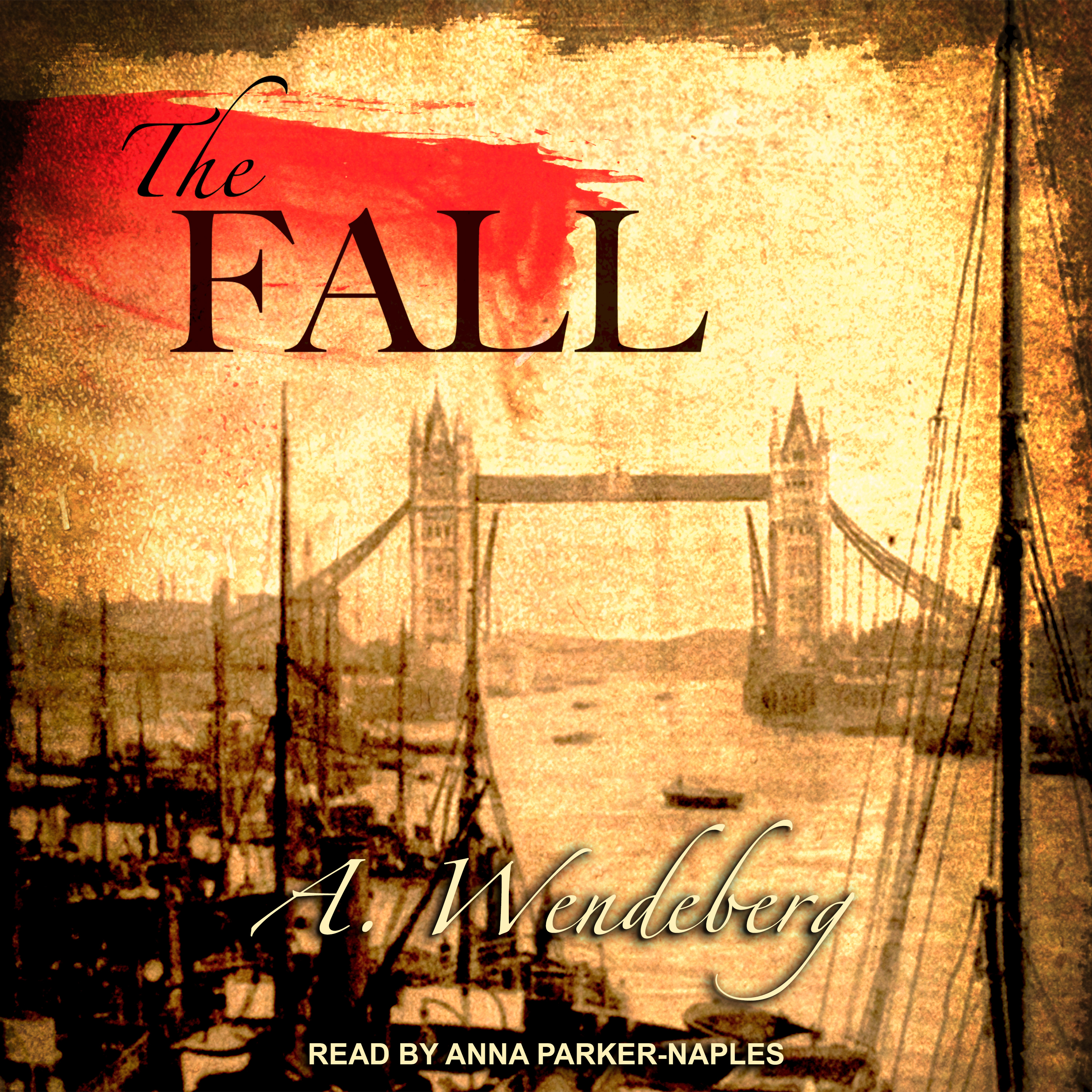 Printable The Fall Audiobook Cover Art