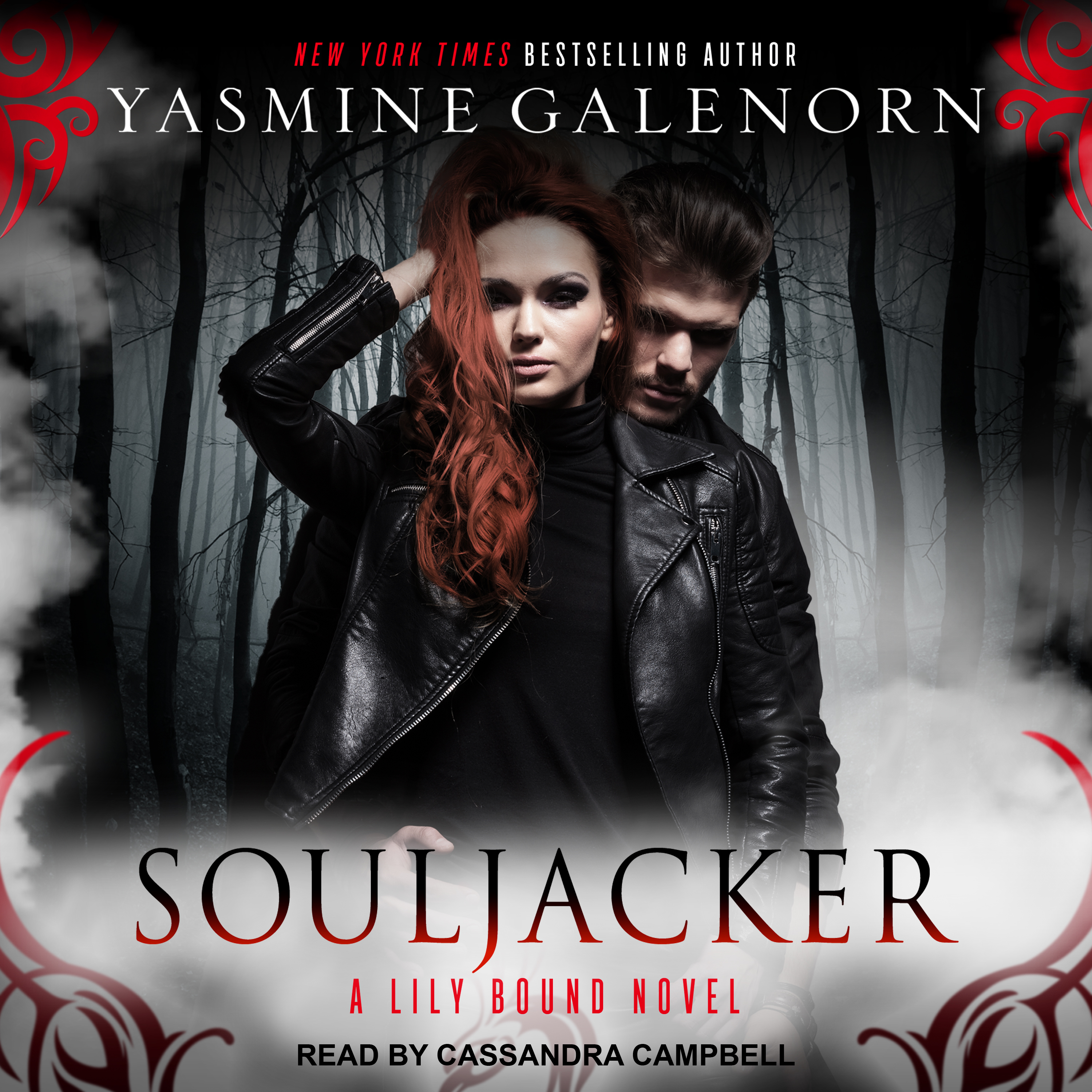 Printable Souljacker: A Lily Bound Novel Audiobook Cover Art