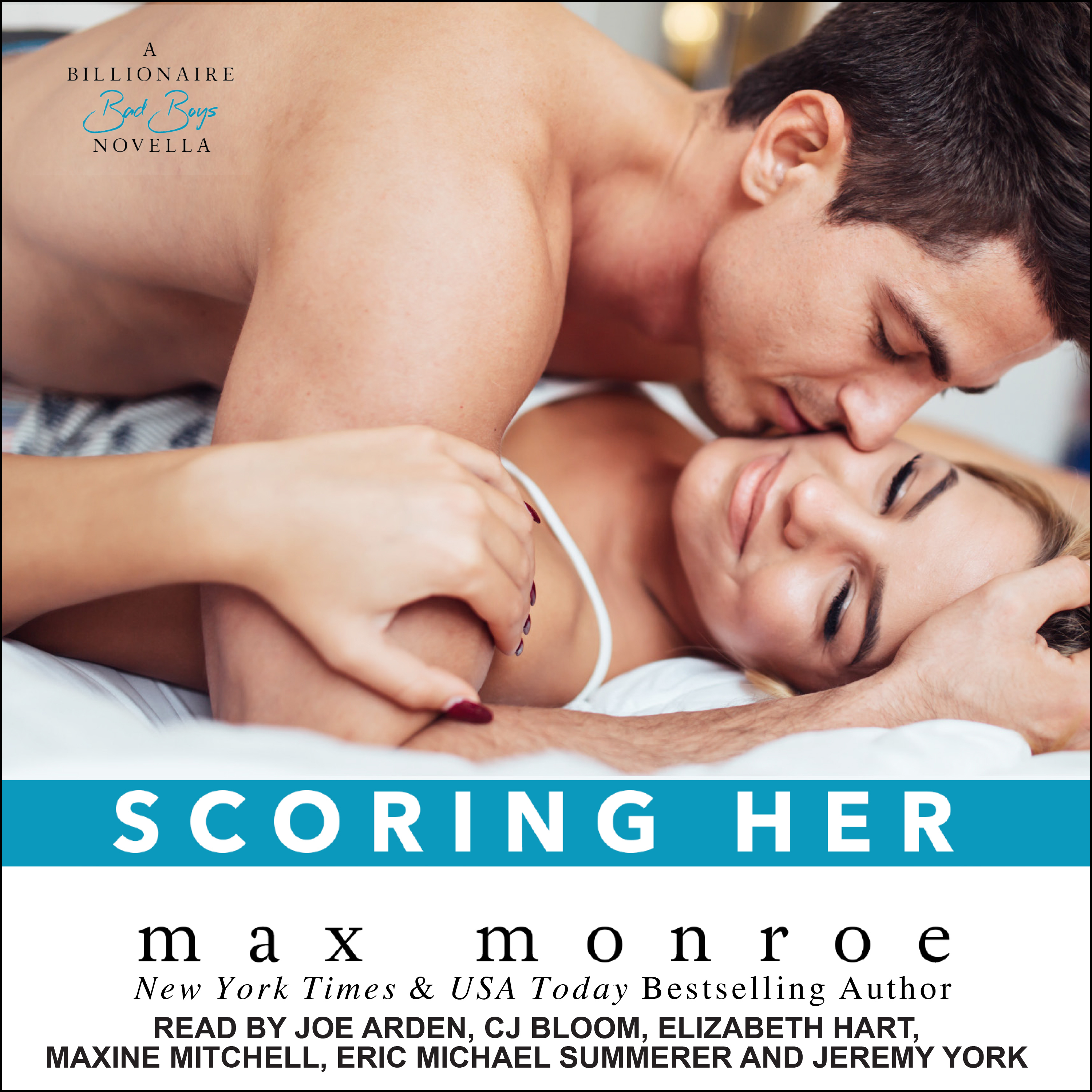 Printable Scoring Her Audiobook Cover Art