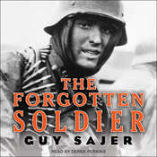 The Forgotten Soldier Audiobook, by Guy Sajer
