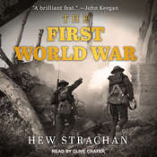 The First World War Audiobook, by Hew Strachan